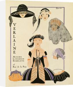 Verlaine fashions Paris by Anonymous