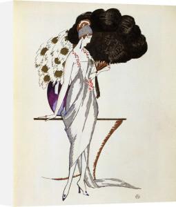 Evening dress La fleur d'or by Anonymous