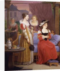 Group of Women, 1826 by Ferdinand de Braekeleer
