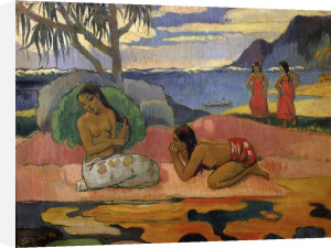 Scene in Dominica, 1894 by Paul Gauguin