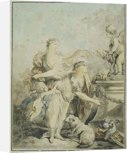 Offering to Friendship by Jean-Baptiste Huet