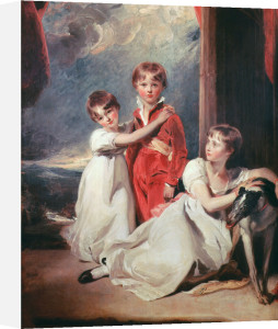 The Fluyder Children by Sir Thomas Lawrence