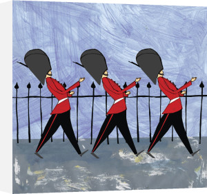 Changing of the Guard by Louise Cunningham