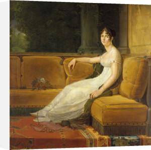 Empress Josephine by Baron Francois Pascal Simon Gerard