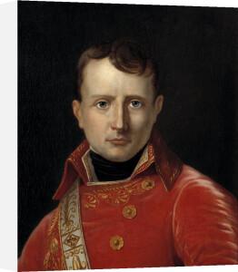 Napoleon Bonaparte as First Consul by Joseph-Marie Vien the Elder