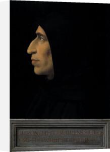 Girolamo Savonarola by Bartolomeo di Giovanni