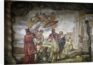 Pope Urban VIII by Francesco Ubaldini
