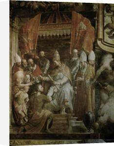 Pope Eygene IV Condulmer by Francesco Salviati