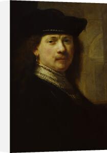 Portrait of Rembrandt by Rembrandt