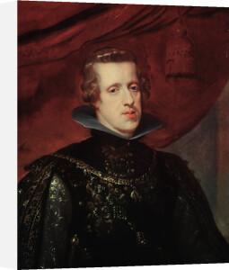Philipp IV of Spain by Peter Paul Rubens