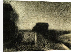 The Bridge of Courbevoie by Georges Seurat