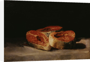Still-life by Francisco de Goya