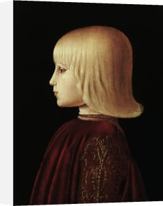 Portrait of a Boy by Piero Della Francesca