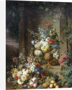 Julie's tomb by Jan Frans Van Dael