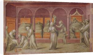 Hospital Women's Ward by Jacopo Pontormo