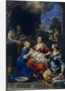 The Birth of the Virgin by Pietro da Cortona