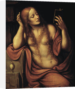 Mary Magdalene repentant by Giovanni Pietro Rizzoli