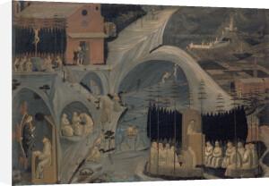 La Thébaïde by Paolo Uccello