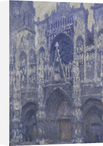 Rouen Cathedral by Claude Monet