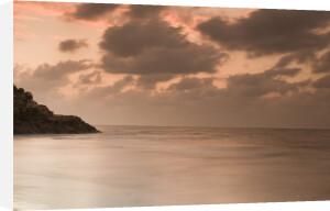 Sea against sky, Palmahim Beach, Israel by Assaf Frank