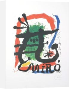 20th Century by Joan Miro