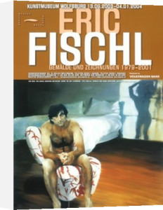The Bed, the Chair, the Dancer by Eric Fischl