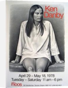 Gallery Moos 1979 by Ken Danby