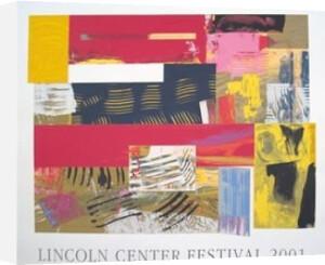 Lincoln Center Festival, 2001 by Sam Gilliam