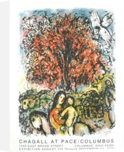 Sainte Famille by Marc Chagall