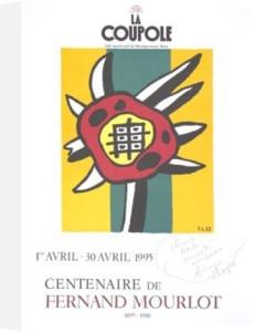 La Coupole, le Centenaire de Fernand Mourlot by Fernand Leger