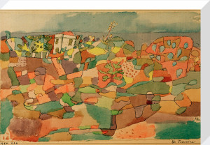 At Taormina 1924 by Paul Klee