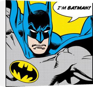 Batman (I'm Batman) by DC Comics