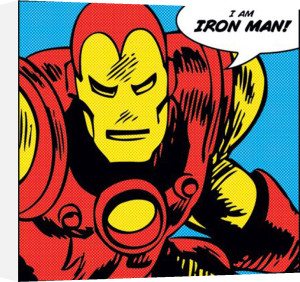 Iron Man (I Am) by Marvel Comics