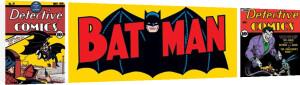 Batman (Triptych) by DC Comics