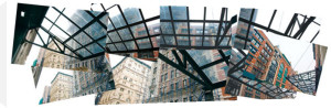 Tribeca Collage by Erin Clark