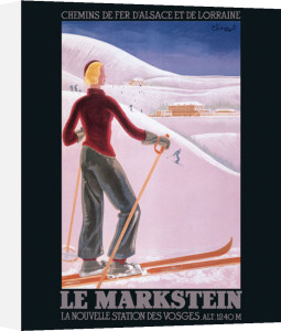 Le Markstein by Anonymous