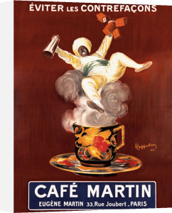 Cafe Martin by Anonymous