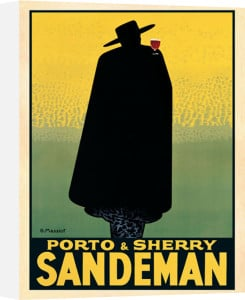 Sandeman by Anonymous
