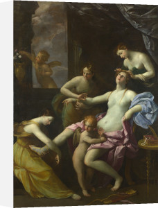 The Toilet of Venus by Guido Reni