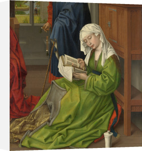 The Magdalen Reading by Rogier Van Der Weyden
