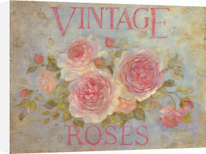 Vintage Roses by Debi Coules