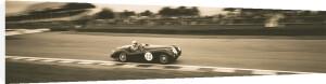 Jaguar XK 120 by Ben Wood