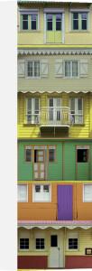 Maison Creoles, Martinique I by Roberto Scaroni