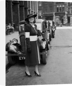 Outbreak of War, London 1939 by Mirrorpix