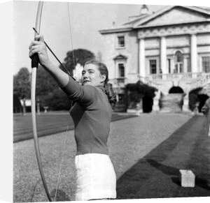 Archery 1953 by Mirrorpix