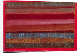 Ebene Landschaft, 1924 by Paul Klee