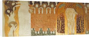 Beethovenfries by Gustav Klimt