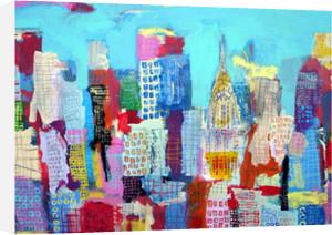 Manhattan 48, 2009 by Alison Black