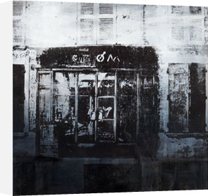 Shop Front by Françoise Dauchot