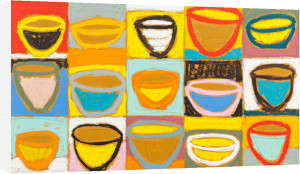 Colour Bowls 2009 by Gordon Hopkins